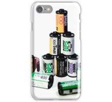 35mm Film Canister Pyramid iPhone Case/Skin