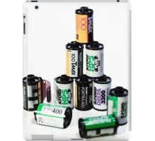 35mm Film Canister Pyramid iPad Case/Skin