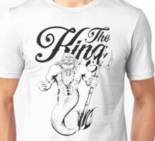 """The King"" Poseidon Unisex T-Shirt"