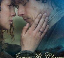 Outlander/Jamie & Claire Fraser Sticker