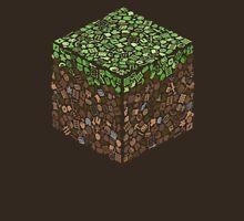 A Block of Minecraft T-Shirt