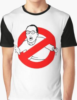 Ghost Buster Graphic T-Shirt