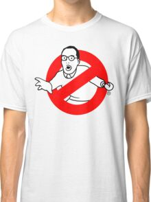 Ghost Buster Classic T-Shirt