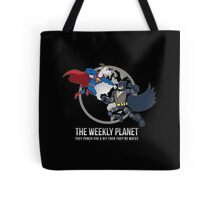 They Punch For A Bit Then They're Mates Tote Bag