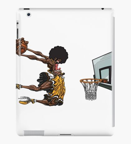 basketball#dunk iPad Case/Skin