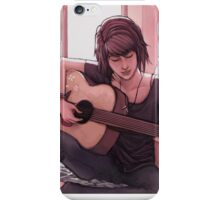 Life is Strange: Max Caulfield and Guitar iPhone Case/Skin