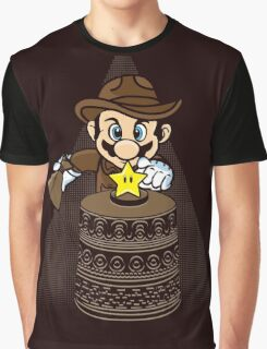 Raiders Of The Lost Star Graphic T-Shirt
