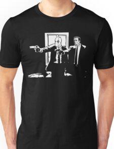 Dead Fiction - White #1 Unisex T-Shirt
