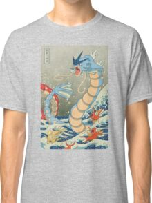 The Great Wave II Classic T-Shirt