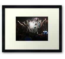 The Force is Bright Framed Print
