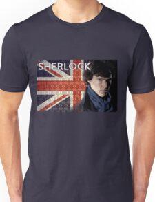 Sherlock Union Jack Unisex T-Shirt