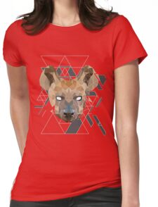 GeoHyena Womens Fitted T-Shirt