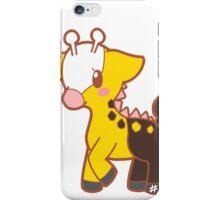 Girafarig iPhone Case/Skin