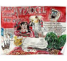 Freddy Krueger :Hypnocil Poster