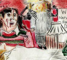 Freddy Krueger :Hypnocil Sticker