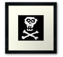 Jolly Roger Framed Print