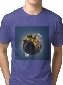 Go Down Tri-blend T-Shirt