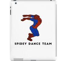 Spidey Dance Team iPad Case/Skin