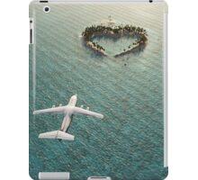 lOVE fLIGHT iPad Case/Skin