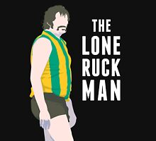 The Lone Ruckman - green/gold Unisex T-Shirt