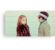 Margot & Richie Tenenbaum Canvas Print