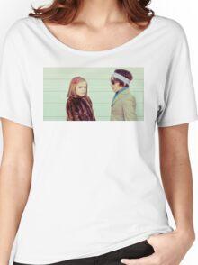 Margot & Richie Tenenbaum Women's Relaxed Fit T-Shirt