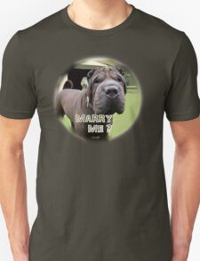 TO ERR IS HUMAN TO FORGIVE CANINE Unisex T-Shirt