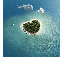 Sweet Island Photographic Print