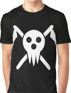 soul eater- lord death logo Graphic T-Shirt