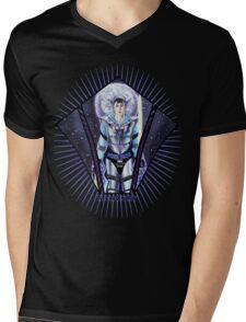 Mercury King Mens V-Neck T-Shirt