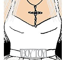 Boy Toy Photographic Print