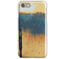 Woody landscape iPhone Case/Skin