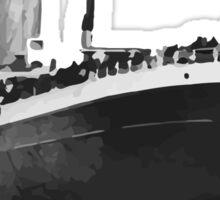 titanic Sticker