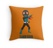 KamenRider Throw Pillow