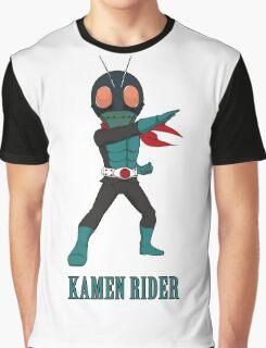KamenRider Graphic T-Shirt