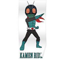 KamenRider Poster
