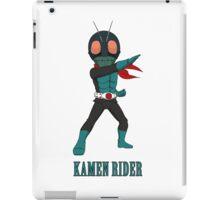 KamenRider iPad Case/Skin