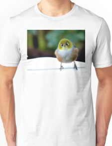 Little boy lost! - Silvereye - Wax Eye - New Zealand Unisex T-Shirt