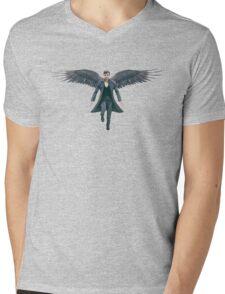 Dominion - Michael archangel Mens V-Neck T-Shirt