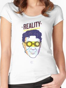 Reality Women's Fitted Scoop T-Shirt
