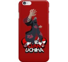 uchiha iPhone Case/Skin
