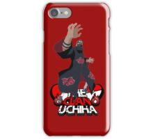 uchiha iPhone Case/Skin