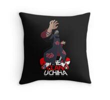 uchiha Throw Pillow