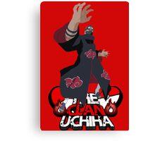 uchiha Canvas Print