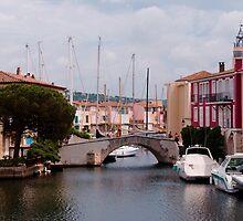 Grimaud-French riviera by GOSIA GRZYBEK