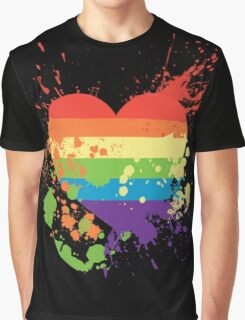 -Love- Graphic T-Shirt