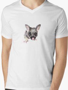 Brushtail Possum Joey Mens V-Neck T-Shirt