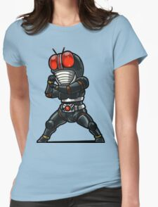 Kamaenrider Chibby Womens Fitted T-Shirt