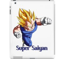 Super Saiyan VEGETA iPad Case/Skin