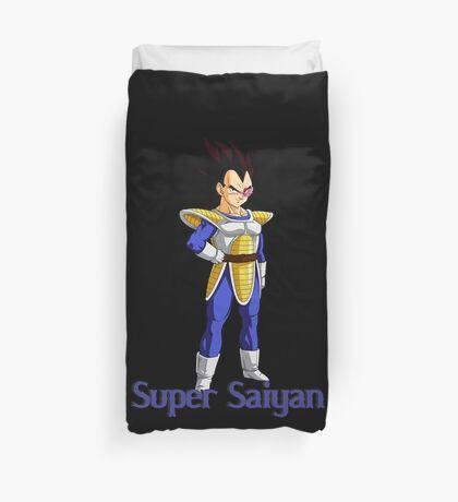 super Saiyan Duvet Cover